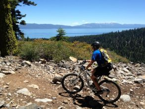 mtn biking photo